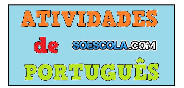 Decifre o código e forme o nome de duas frutas, ligue as silabas e forme palavras, história ao contrário, procure palavras com ç e copie-as, complete e copie as frases, desembaralhe as silabas e forme palavras.