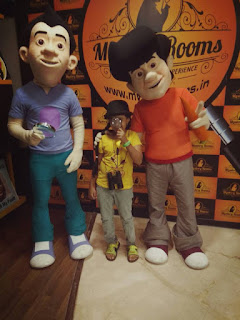 Nickelodeon Unveil the adventurous spree with Gattu Battu!