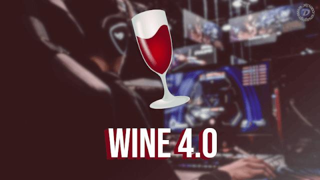 Wine 4.0 tem a sua versão final lançada e traz muitas novidades