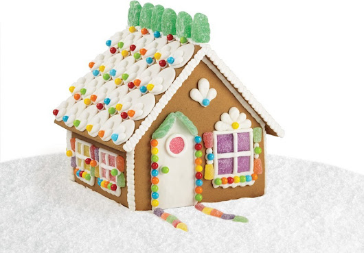 "Gingerbread ""Houses"""