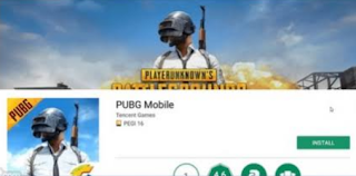 Cannot download Pubg Mobile