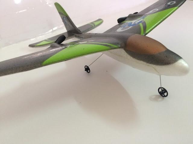 hình ảnh thực tế máy bay SCN01