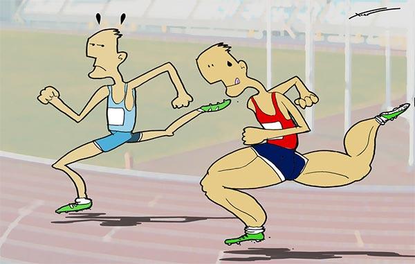 Doping Dalam Atlet Olahraga