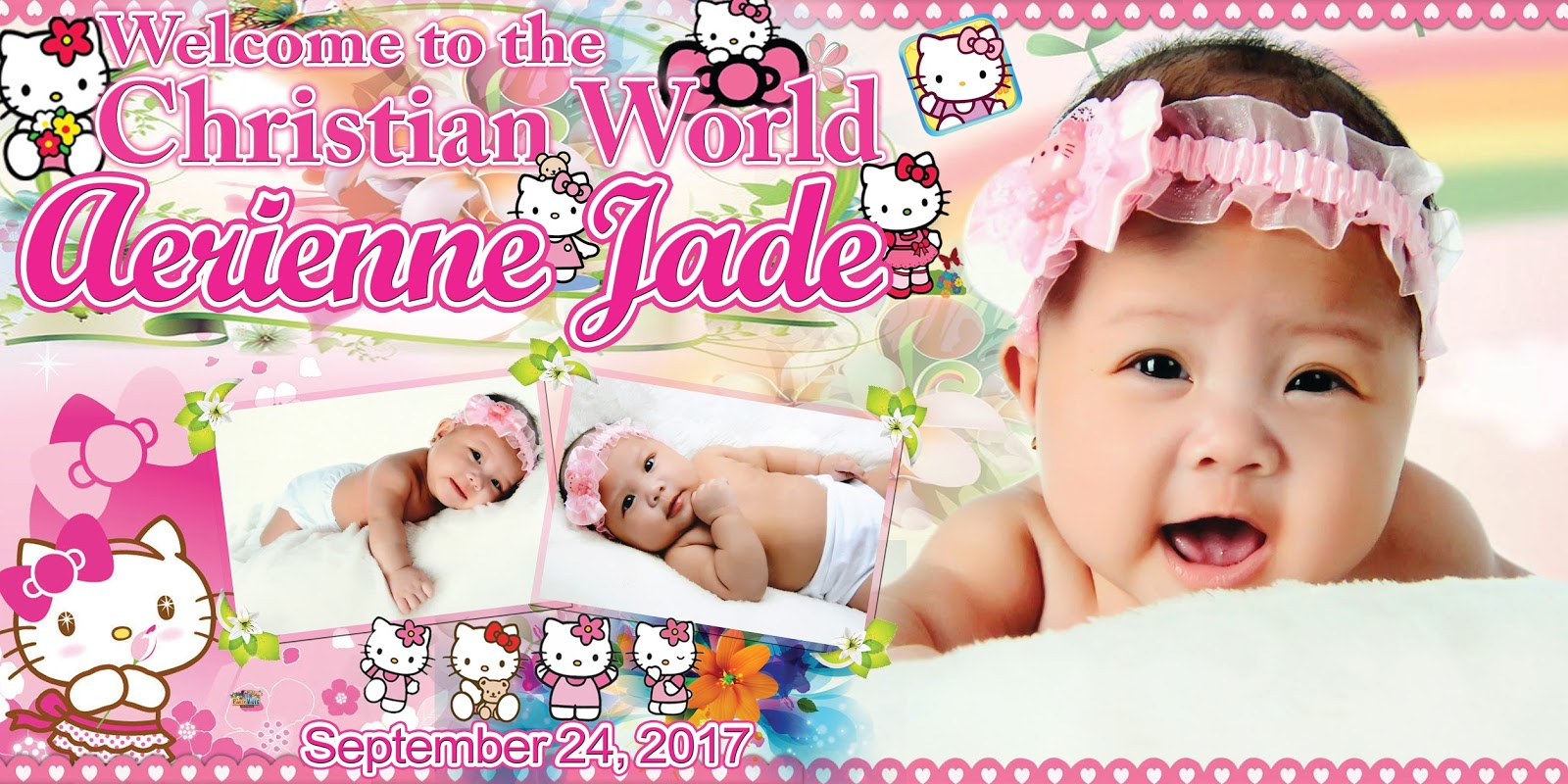 Get Layout Sample Tarpaulin Layout Hello Kitty Template