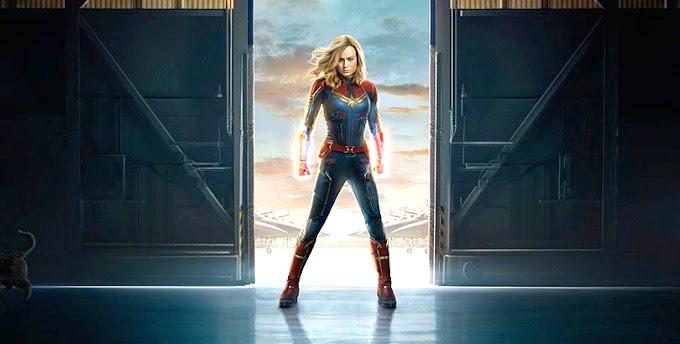 Trivia Filem MCU Terbaru: Captain Marvel