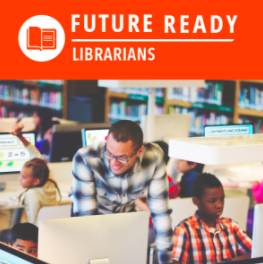 Visit the Future Ready Librarians Page Here...