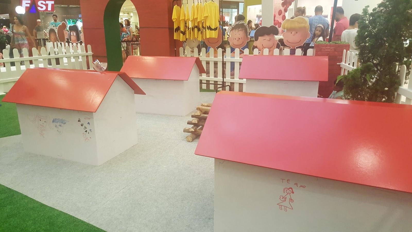Snoopy E Charlie Brown - Sampa Com Crianças