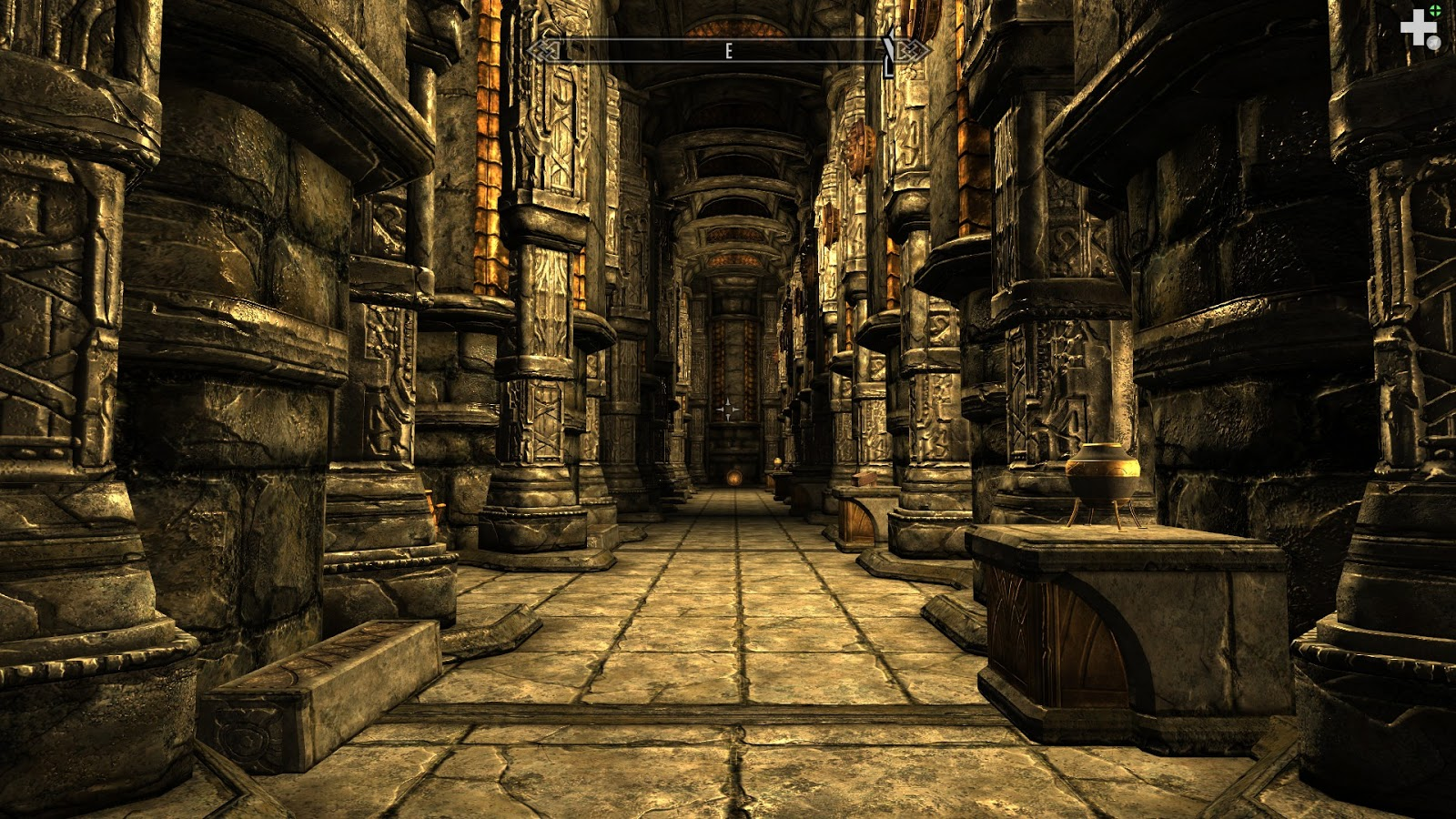 Radiator Blog: The Forgotten City (Skyrim mod) as dense quest