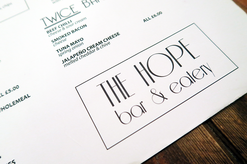 The Hope Glasgow Review Where To Eat Glasgow | Colours and Carousels - Scottish Lifestyle, Beauty and Fashion blog