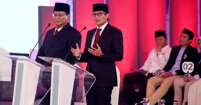 Hoax Lagi !!! Debat Capres: Prabowo Bilang Jateng Lebih Luas Dari Malaysia, Faktanya