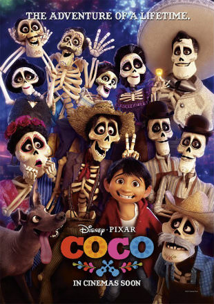 Coco 2017 HDRip 300MB Full English Movie Download 480p Watch Online Free bolly4u