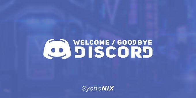 Cara Membuat Notifikasi Gambar Welcome & Goodbye di Server Discord Menggunakan Koya Bot