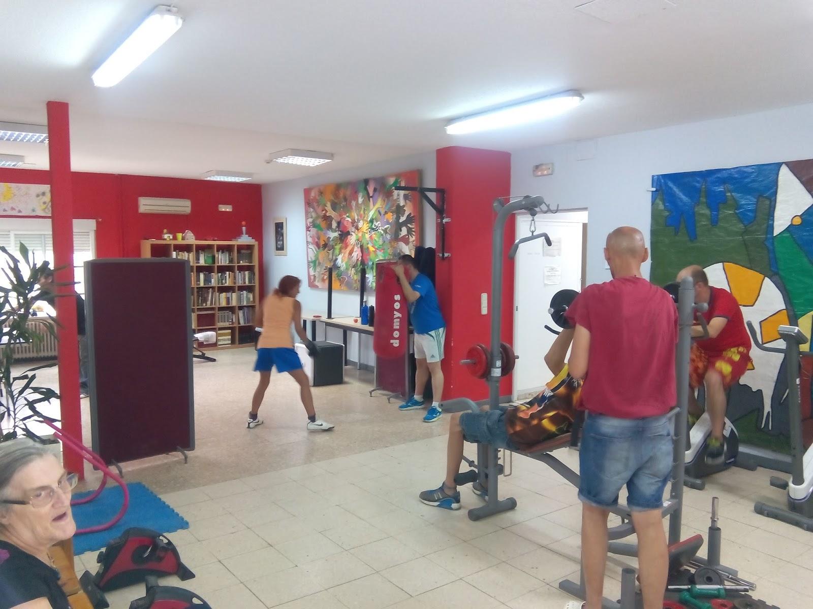 Blogcreados gimnasio centro abierto for Gimnasio abierto