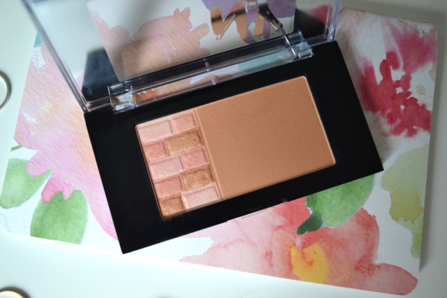 Maybeline Bricks Bronzer in Blondes