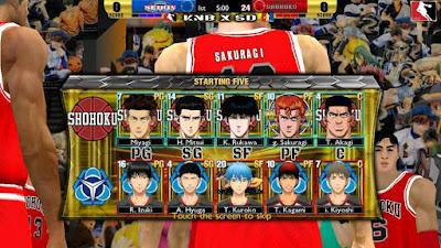 Download Slamdunk X Kuroko No Basket APK