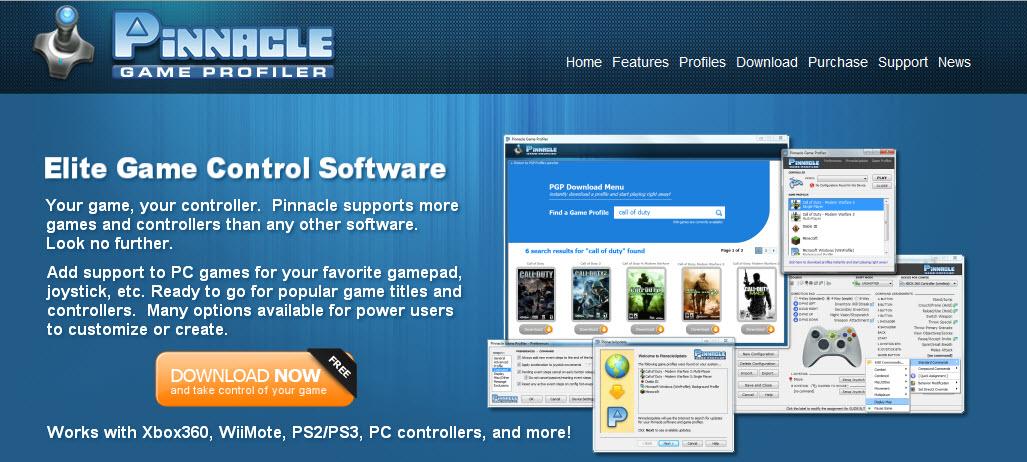 game profiler free