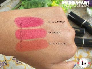 Warna Lipstik Purbasari Untuk Kulit Kuning Langsat