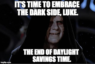 Star Wars Emperor Palpatine wants you to embrace the Dark Side.