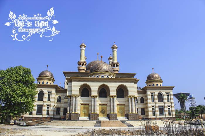 masjid agung al aqsho klaten