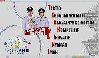Pemerintah Kota Jambi Masuk Nominasi Paritrana Award