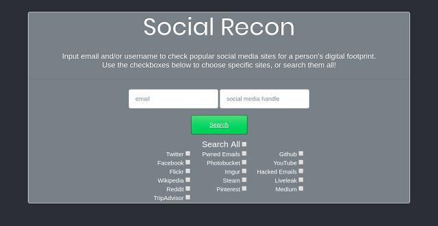 Social Recon