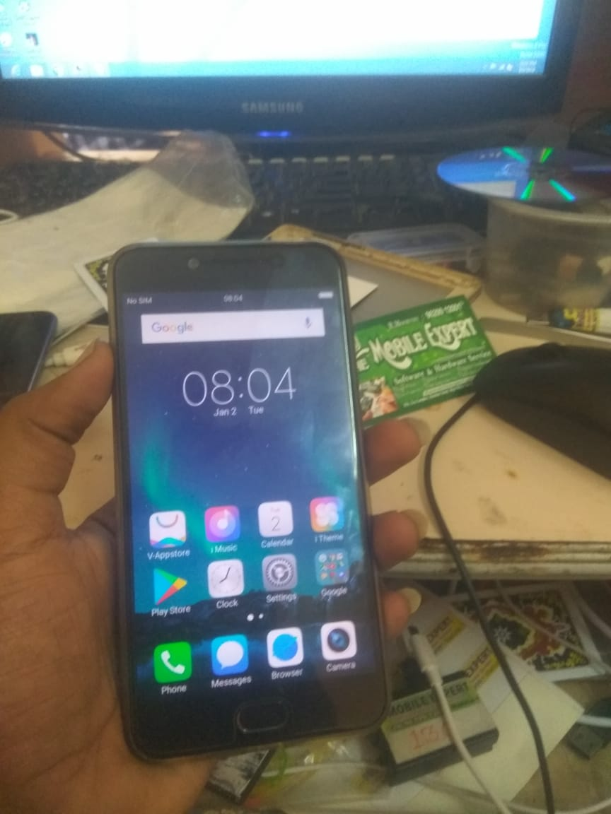 vivo y69 patten lock &frp done - THE MOBILE EXPERT - Mobile Service