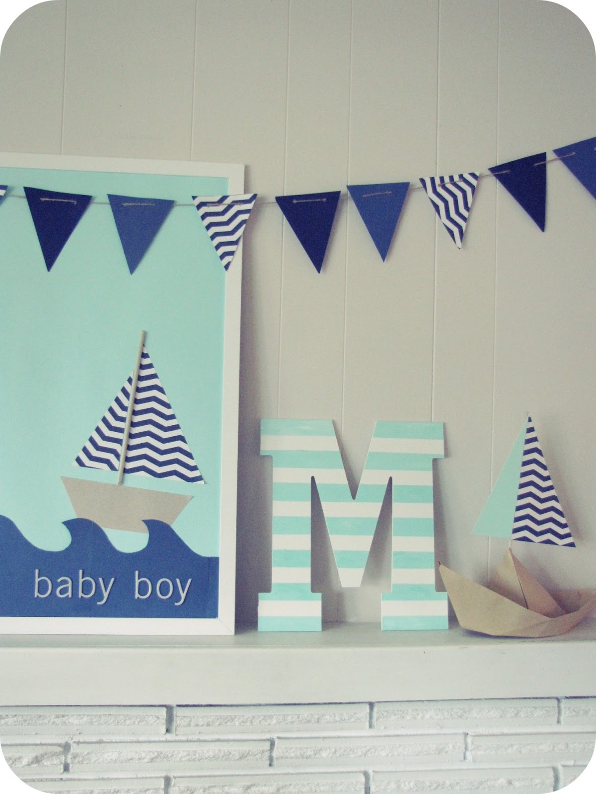 Baby Boy Nautical Shower Ideas | www.imgkid.com - The ...