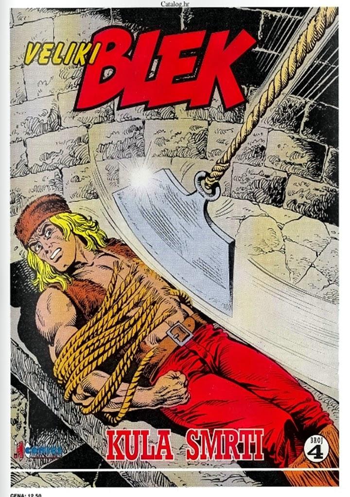 Kula smrti (Horus) - Veliki Blek