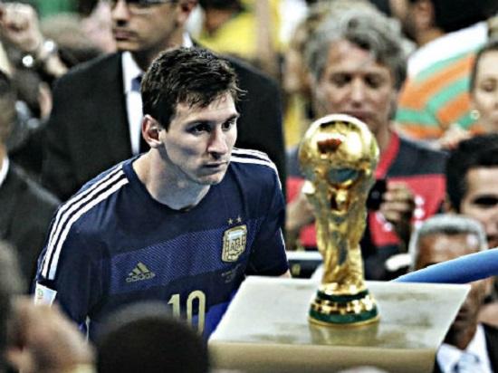 """Messi có xứng đáng với """"Quả bóng vàng World Cup 2014""""."""