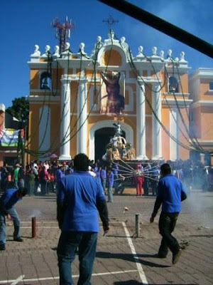 Procesión Inmaculada Concepción