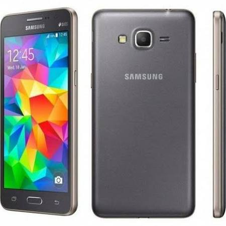 Samsung - Galaxy Grand Prime Smartphone 3G - Gray SM-G531H