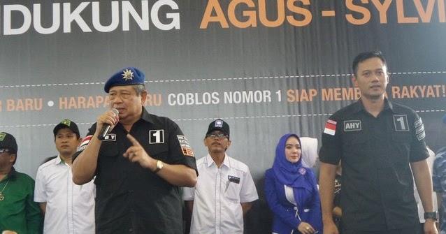 Politiknews - SBY : Jika Ingin Kota Jakarta Aman Dan