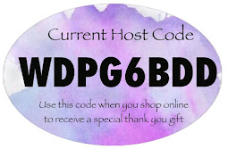 Shop online with me & I'll send you a gift when you use this Host code WDPG6BDD