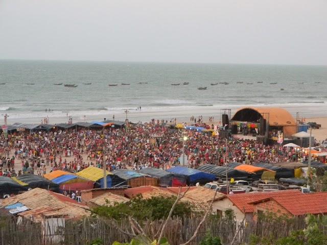 Carnaval de Bitupitá: Proprietários terão que realizar cadastro para usar som automotivo na praia