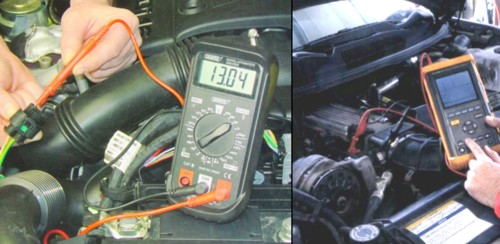 VW POLO: wiring harness