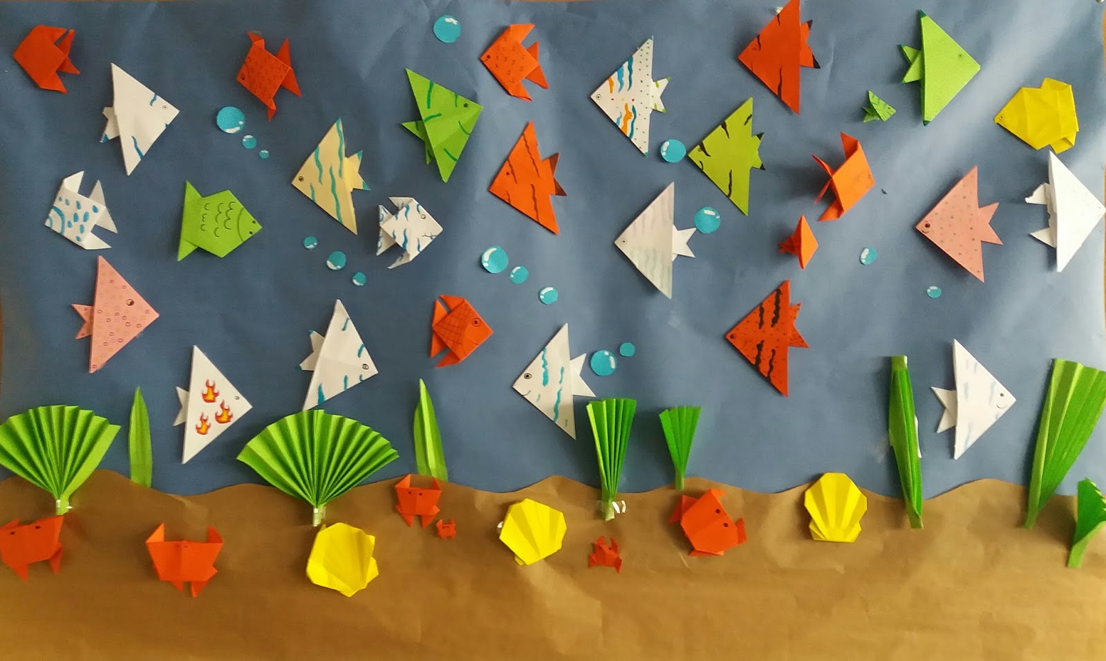 el blog de 5186 under the sea origami