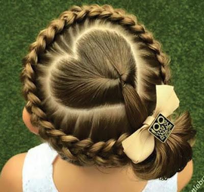 Peinados para niñas con TRENZAS fáciles y sencillos 2018 - 2019