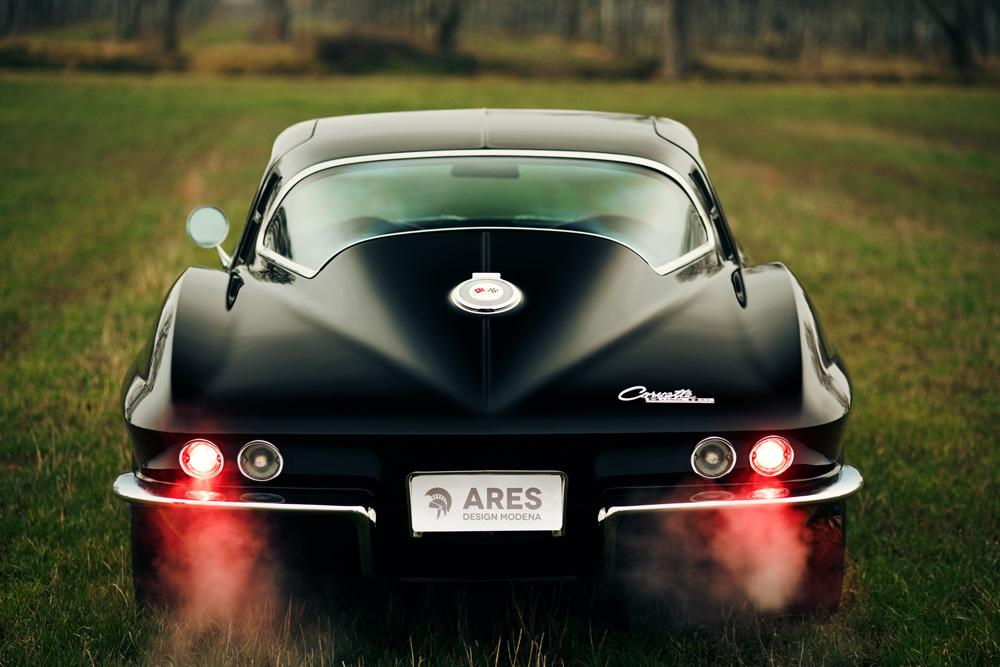 1964 Corvette Stingray By Ares Design