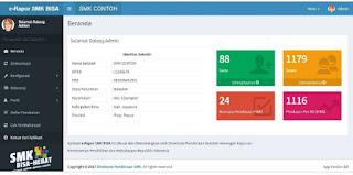 Cara Instal E-Rapor SMK Versi V.4.0
