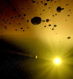 exploding planet mercury - photo #13