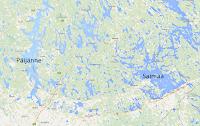Jeziora Finlandii - Saimaa iPaijanne