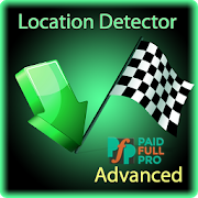 AdvancedLocationDetector GPS Paid APK