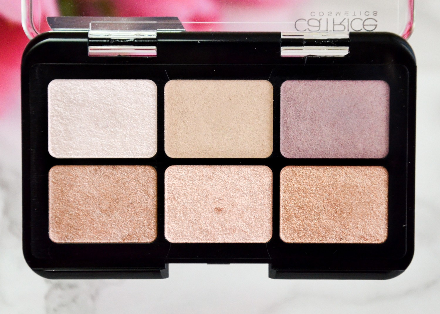 Catrice Future Female Palette À Porter Eyeshadow