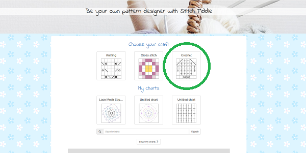 How To Design Your Own Tapestry Crochet — Meghan Makes Do | 301x600