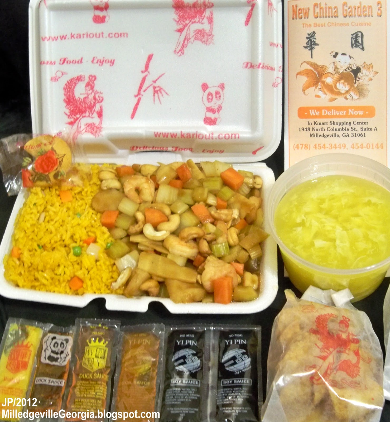 Delivery Chinese Food Augusta Ga
