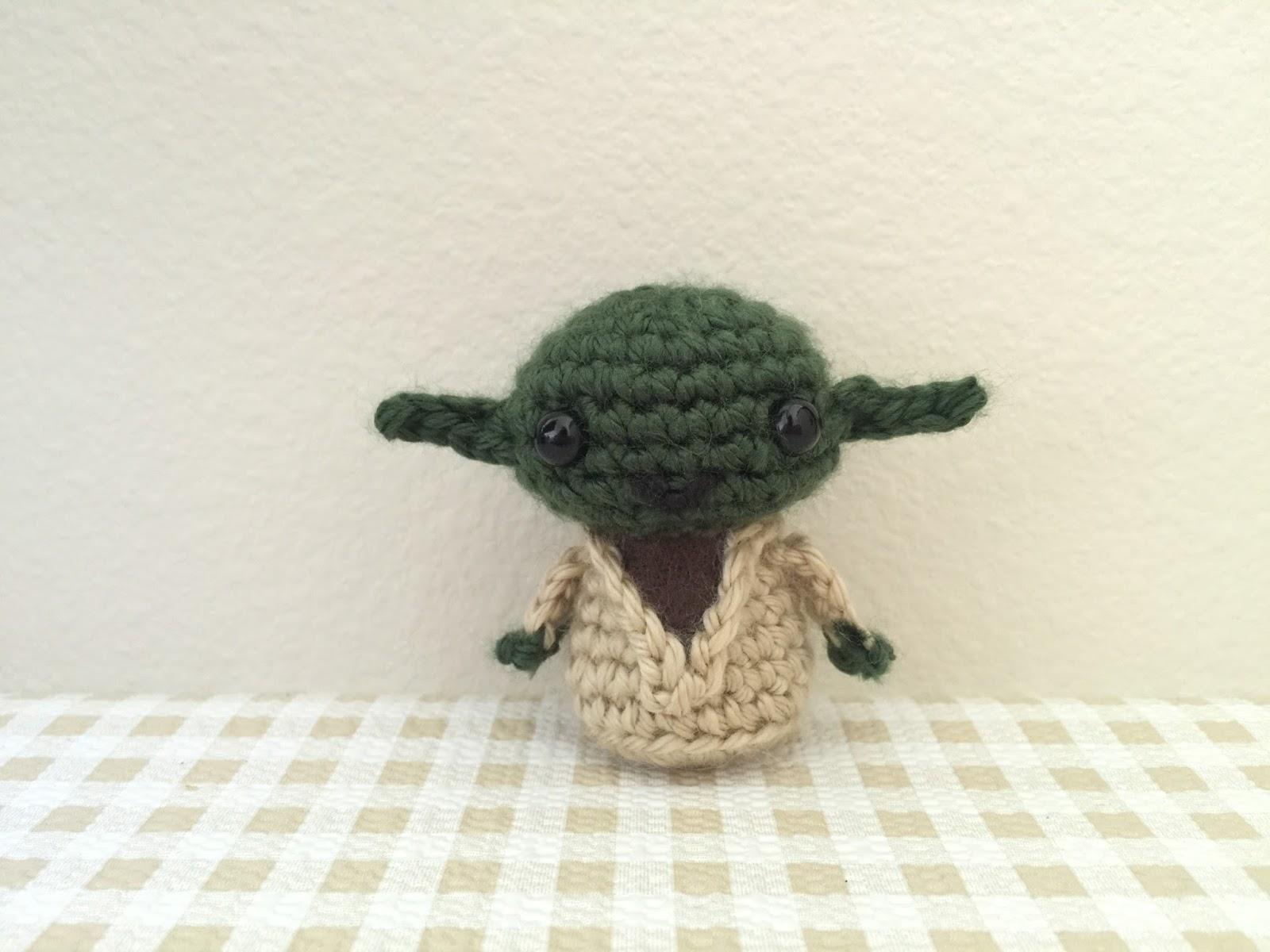 Crochet Green Baby Yoda Amigurumi Free Pattern - #Amigurumi; Star ... | 1200x1600