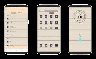 Tema Oppo Zero Two Darling Versi Mod Untuk Oppo A83, F5, F7, A3S, A3, dan Realme