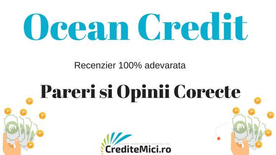 Despre creditul rapid online acordat de OceanCredit.ro