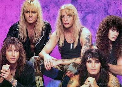 Warrant - 80s glam metal band