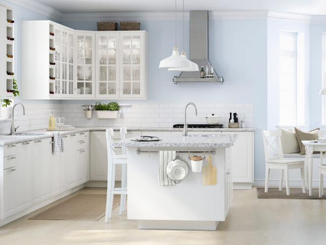 There's no denying that kitchens and bathrooms sell homes